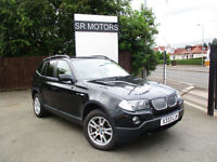 2007 BMW X3 3.0d SE(FULL HISTORY,WARRANTY)