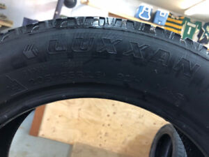 4 new LUXXAN winter tires for sale! 205/55R16