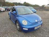 Volkswagen Beetle 2.0 Colour Concept - 2002 02-REG - 6 MONTHS MOT