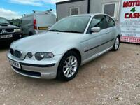2003 BMW 3 Series 316ti ES 3dr HATCHBACK Petrol Manual