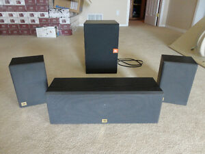 Surround Sound Speaker Set