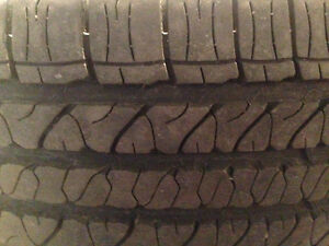 Good year all season P245/70R17 from jeep grand cherokee