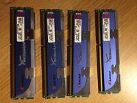 Kingston 8GB DDR3 RAM Memory 1600 (4 x 2GB)