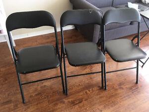 Chairs table set. Oakville / Halton Region Toronto (GTA) image 1