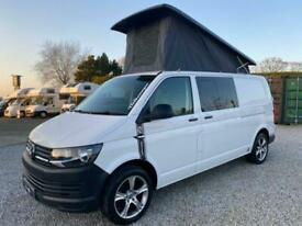 2016 - Volkswagen TRANSPORTER T32 TDI, T6 - Pop Top - Campervan - New Conversion