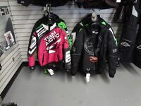 SALE ON ALL ARCTIC CAT CLOTHING AND RIDING GEAR