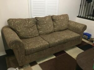 Sofa three seater & two seater