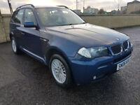 BMW X3 - 2.0 d M Sport - SERVICE HISTORY, 4x4