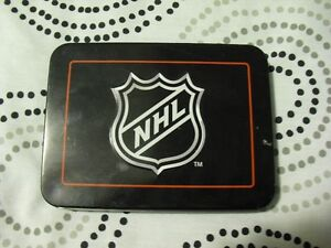 New nhl playing cards- 2 decks with case