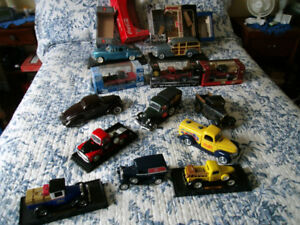 Die Cast Cars & Trucks