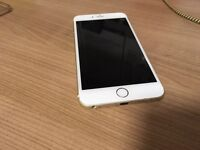 iPhone 6 Plus, 128gb in Gold, UNLOCKED