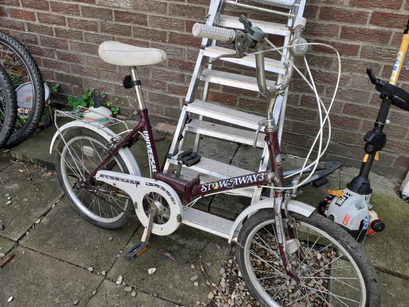 Ladies retro bike £59