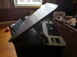 Laptop stand & Universal Docking Station