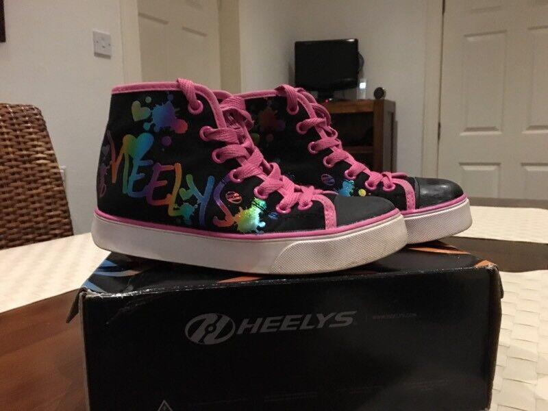 Girls Heelys UK 2