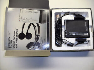 For sale, New, old stock AM/FM Portable Radio,$15.00