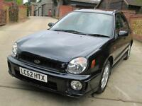 Subaru Impreza 2.0 GX 84K From New MOT Until July 2017 4x4