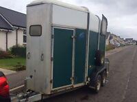 Ifor Williams 505 Horsebox