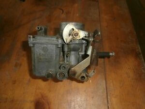 solex 30 3 beetle ghia vw bus carb for 1500 1600 3 available Cambridge Kitchener Area image 2