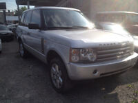 2005 Land Rover Range Rover SUV, Crossover