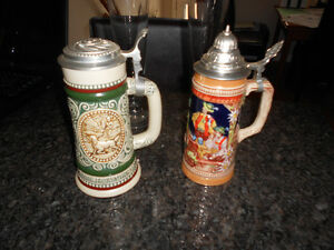 CRAFTED BEER MUGS