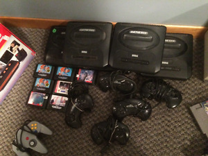 SEGA GENESIS BUNDLE DONT MISS FIRST COME FIRST SERVE SAVE$$