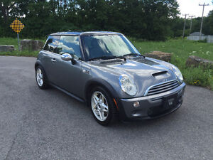 2005 MINI Mini Cooper S Coupe (2 door)