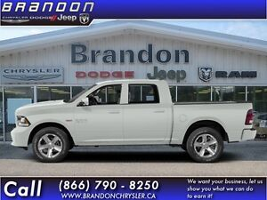 2014 Ram 1500 Sport - Bluetooth -  Power Seats - Low Mileage