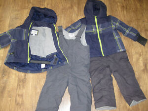Children's Place Winter Jacket and Snow Pants