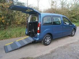 2014 Citroen Berlingo Multispace 1.6 e HDi 90 Airdream VTR 5dr AUTOMATIC WHEE...
