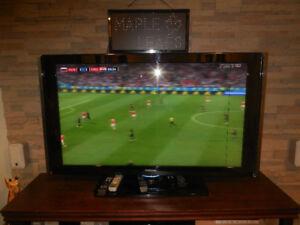 "Samsung HDTV 46"" TV (Model LN-T4681F)"