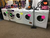 Washing Machines Reconditioned and Guaranteed from £99