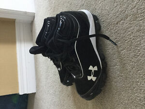 Under Armour Baseball Cleats, Toddler 11