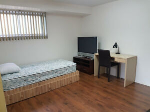 FURNISHED & ALL INCLUS Apartment FOR RENT 1 1/2 Logement A LOUER