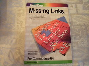 Missing Links for Commodore 64