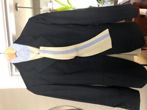 Tailored Sportsman Hunter/Jumper Show Jacket and Shirt