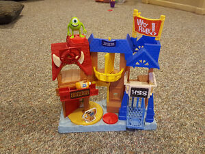 Monsters University play set Kitchener / Waterloo Kitchener Area image 1