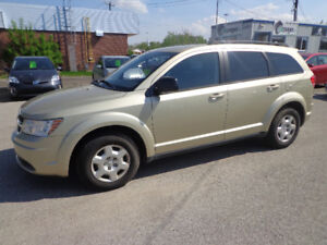 2010 Dodge Journey CERTIFIED Minivan, Van