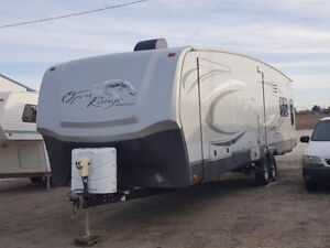 2011 Open Range Journeyer 337 RLS