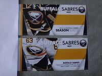 Buffalo Sabres 2 Season tickets (Below Face Value prices)