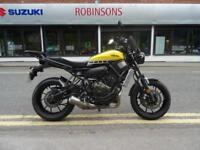 2016/65 Yamaha XSR700 60th Anniversary Edition with loads of Extra's.