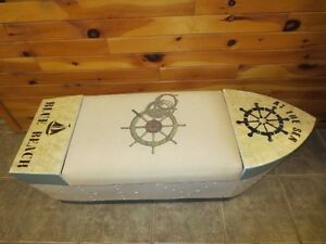 Boat Storage Bench
