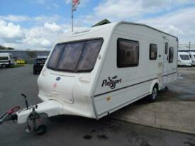 2004 Bailey Pageant Auvergne ****THIS CARAVAN IS NOW SOLD ****
