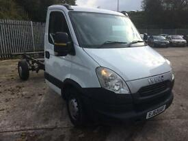 2012 62 REG IVECO DAILY 2.3TD CHASSIS CAB / RECOVERY TRUCK / TIPPER TRUCK