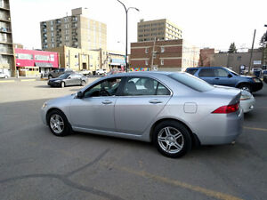 2004 Acura TSX - VERY LOW KM