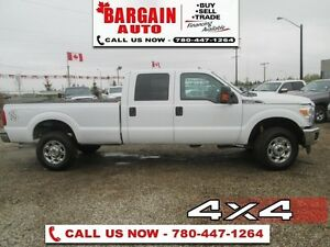 2012 Ford F-350 Super Duty XLT  SUPER CREW - 4X4 - LONG BOX