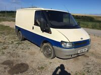 Ford transit breaking for spares