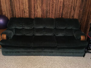 Couch, Loveseat, Chair $200