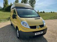 2014 Renault Trafic 2.0 dCi SH29 Phase 3 High Roof Van 4dr (EU5, Nav) Panel Van