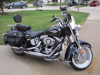 Harley-Davidson Heritage Softail Classic, Low Kms
