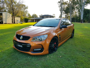 2017 Holden Commodore SS-V Redline Hi Torque Performance!   Cars